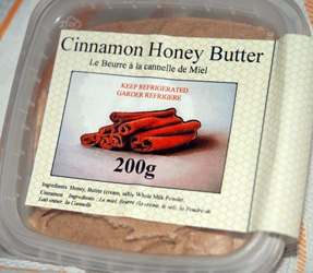 Ferguson Apiaries Cinnamon Honey Butter