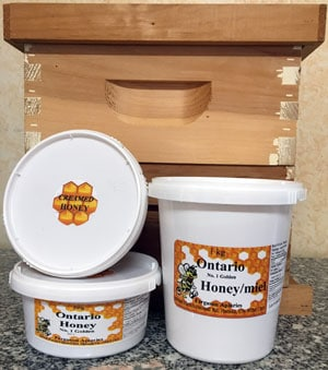 Ferguson Apiaries Creamed Honey