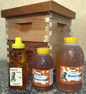 Ferguson Apiaries Liquid Honey