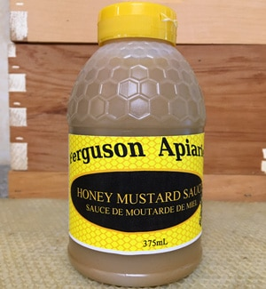 Ferguson Apiaries Honey Mustard Sauce